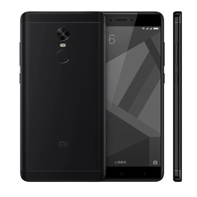 3/32GB XIAOMI Redmi Note 4X 5.5'' 4G Android6.0 Octa-Core 2.0GHz 13MP Smartphone