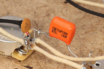 Sprague Orange Drop .047uF @ 100V fits Fender Guitars