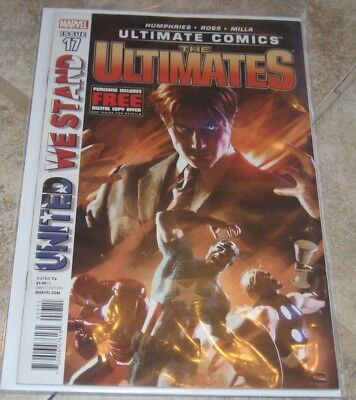 Ultimate Comics The Ultimates #17 NM Sam Humphries Marvel Comics
