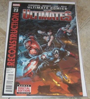 Ultimate Comics The Ultimates #23 NM Sam Humphries Marvel Comics