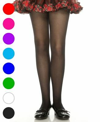 Girls Opaque Tights Pantyhose - Music Legs 280