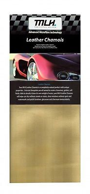 MLH Car Leather Chamois 1.25sq ft 64MLHC125 Free Shipping!