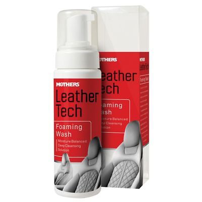 Mothers Leather Wash Foaming Cleaner 236ml 656410 Free Shipping!