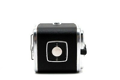 Chrome Hasselblad A12 6x6 120 Roll Film Back  26304
