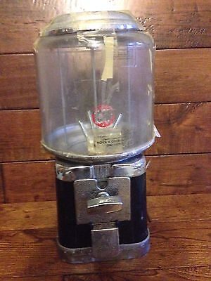 CHEAP! Old spare parts Beaver Gumball Candy Vending Machine with DIME MECH