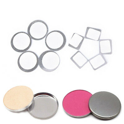 20X Metal Stickers For Eyeshadow To Hold Magnetic Eyeshadow Palette Tightly Z