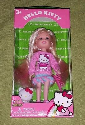 TY Lil' Ones Hello Kitty Doll Figure 2010