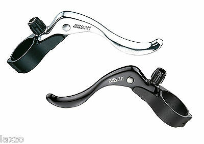 Tektro RL726 Top Mount Bicycle Bicicleta Brake Levers In Black and Silver-