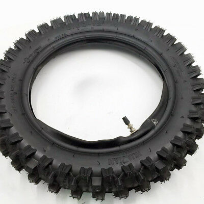 80/100-12 3.00-12 TIRE Tyre and TUBE for CRF50 PW80 KLX110 SDG SSR Dirt Bike