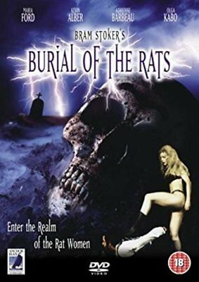 Burial Of The Rats new sealed region 4 stocked in Perth