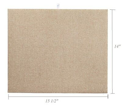 Large Burlap Jewelry Tray Liner Case Liner Display Pad For Cases Case Pad Insert
