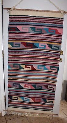 Very Old Apache Rug