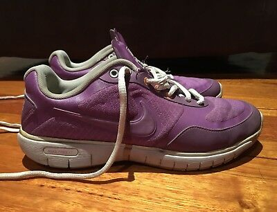 quality design 36cc8 70886 NIKE FREE XT Training Everyday Fit Womens Running Shoes Purple Sneakers  Size 6.5