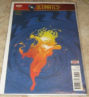Ultimates 2 #7 (2017) NM Al Ewing Marvel Comics Black Panther Captain Marvel
