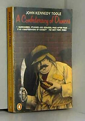 Confederacy of Dunces by Toole, John Kennedy Paperback Book The Cheap Fast Free