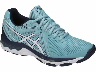 *LATEST RELEASE* Asics Gel Netburner Ballistic Womens Netball Shoes (B) (1401)