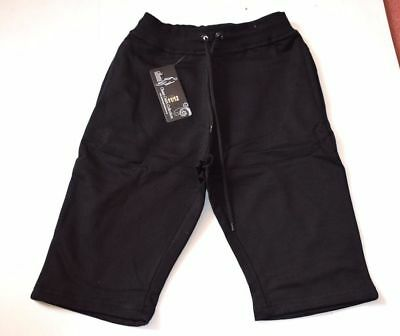 New Kids Boys Fleece shorts 3/4 Length Half Trouser Pant Short Age 9-13 Years