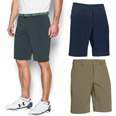 Under Armour Mens UA Tech Leaderboard Stretch Golf Shorts 33% OFF RRP