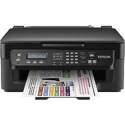 Epson Workforce Multifunzione E Fax Ink-Jet A Colori Wireless Wf-2510Wf