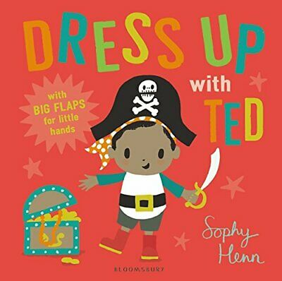 Dress Up with Ted by Henn, Sophy Book The Cheap Fast Free Post