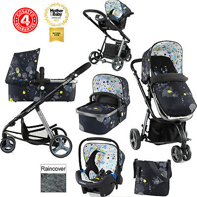 Cosatto Giggle 2 Berlin Travel System Pushchair Car Seat From Birth