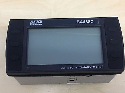 Beka BA488C Serial Text Display
