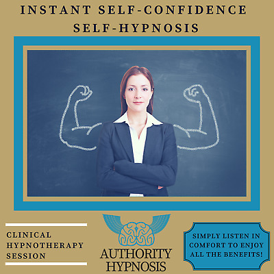 Instant Confidence Hypnosis, Conquer Fear, Achieve More, Control Life Success