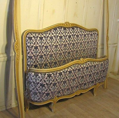 Beautiful French Corbielle Double Bed, Excellent Condition, Free delivery