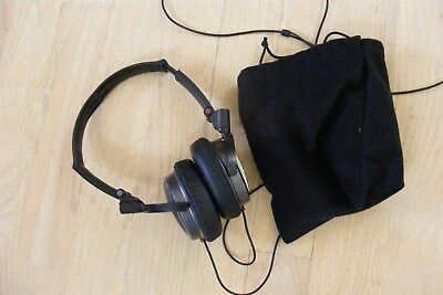 c04085a36cc Original Sony MDR-NC7 Active Noise Cancelling Headphones Headset Black