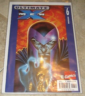 Ultimate X-men #6 VF/NM Mark Millar Marvel Comics Xmen