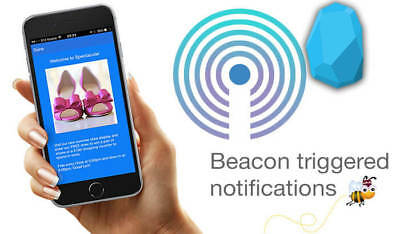 Start Your Own Proximity Beacon Messaging Business. 50% OFF Special Offer.