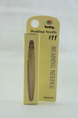New  Beading Needles - Tulip