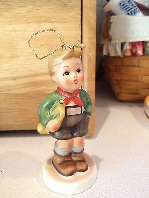 Schmid Hummel 1983 TRUMPET BOY ORNAMENT First Edition
