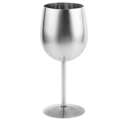 300ml Stainless Steel Red Wine Glass Champagne Goblet Cup Drinking Mug