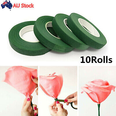 4XPaper Tape For Florist Floral Stem Tape Corsages Artificial Flower Stamen Wrap
