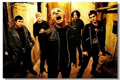 Poster My Chemical Romance Music Band Room Art Wall Cloth Print 207