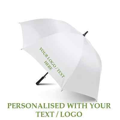 Personalised Umbrella (Suitable for business, promotional, weddings...)