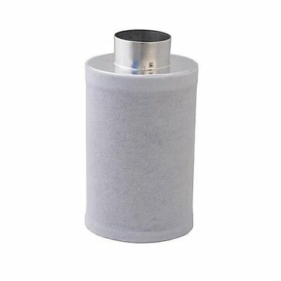 """LED wholesalers 4"""" Hydroponic Carbon Air Filter 200 CFM Air Scrubber Oder By"""