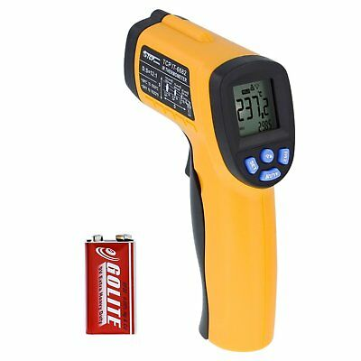 TCP Global Non-contact Digital Laser Infrared Thermometer IR Temperature Gun ~ ~