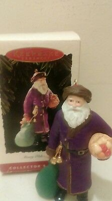 Hallmark Keepsake Ornament 1995 - Merry Olde Santa 6th in Collectors Series
