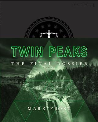 Twin Peaks: The Final Dossier, Mark Frost