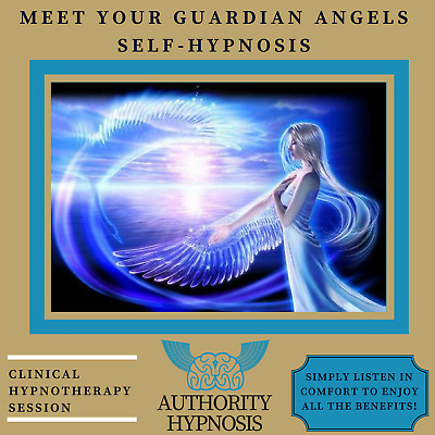 Meet Your Guardian Angels Hypnosis, Natural Healing, Soul Healing, Achieve Peace
