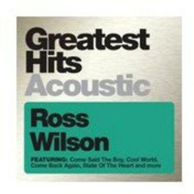 Ross Wilson - Greatest Hits Acoustic [New CD]