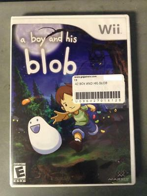 A Boy and His Blob (Nintendo Wii) *USED*