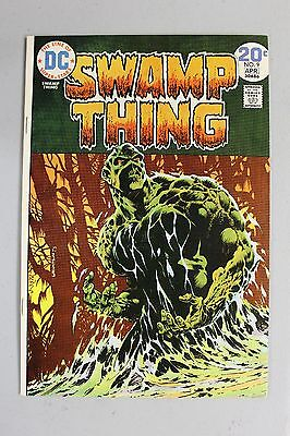 RARE SWAMP THING 9 NM / 9.4 Iconic Berni Wrightson Horror cover HIGH GRADE HTF