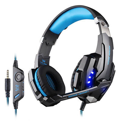 9748a23e3ce KOTION EACH G9000 3.5mm Game Gaming Headphone Headset Earphone Headband  with Mic