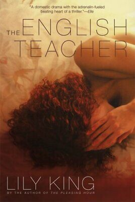 The English Teacher by King, Lily Paperback Book The Cheap Fast Free Post