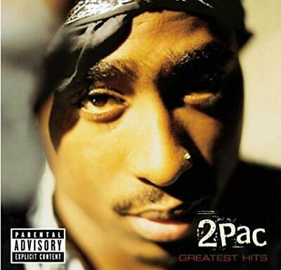 2pac - Greatest Hits - 2pac CD BHVG The Cheap Fast Free Post The Cheap Fast Free