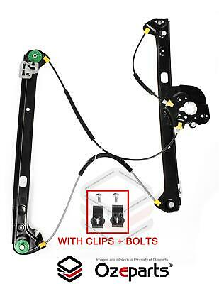 RH Right Hand FRONT Window Regulator (No Motor) For BMW X5 E53 Wagon 2000~2007