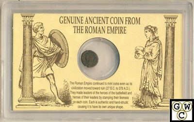 Genuine Ancient Coin From The Roman Empire (OOAK)